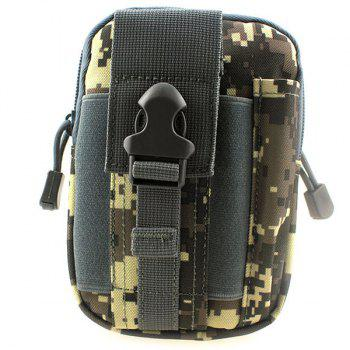 High Quality Outdoor Sports Cycling Hiking Storage Bag Camouflage Color Tactical Waist Pack