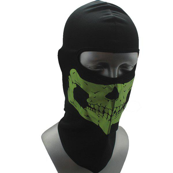 High Quality Outdoor Camping Hiking Skull Pattern Cycling Dustproof Mask dali 16 2 1б