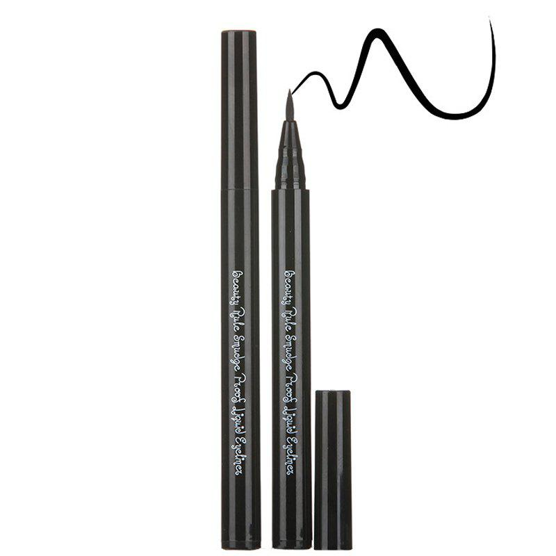 Cosmetic Long Lasting Smudge-Proof Waterproof Smooth Liquid Eyeliner Pencil