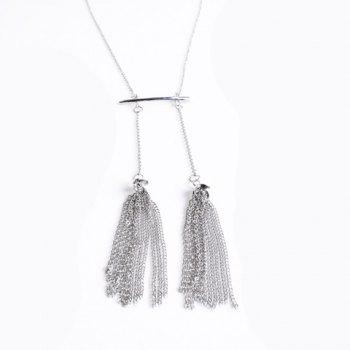 Chic Style Chains Pendant Necklace For Women