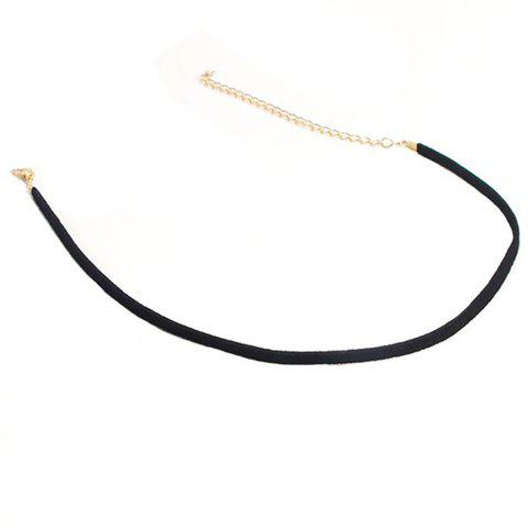 Adjustable Velvet Chokers Necklace