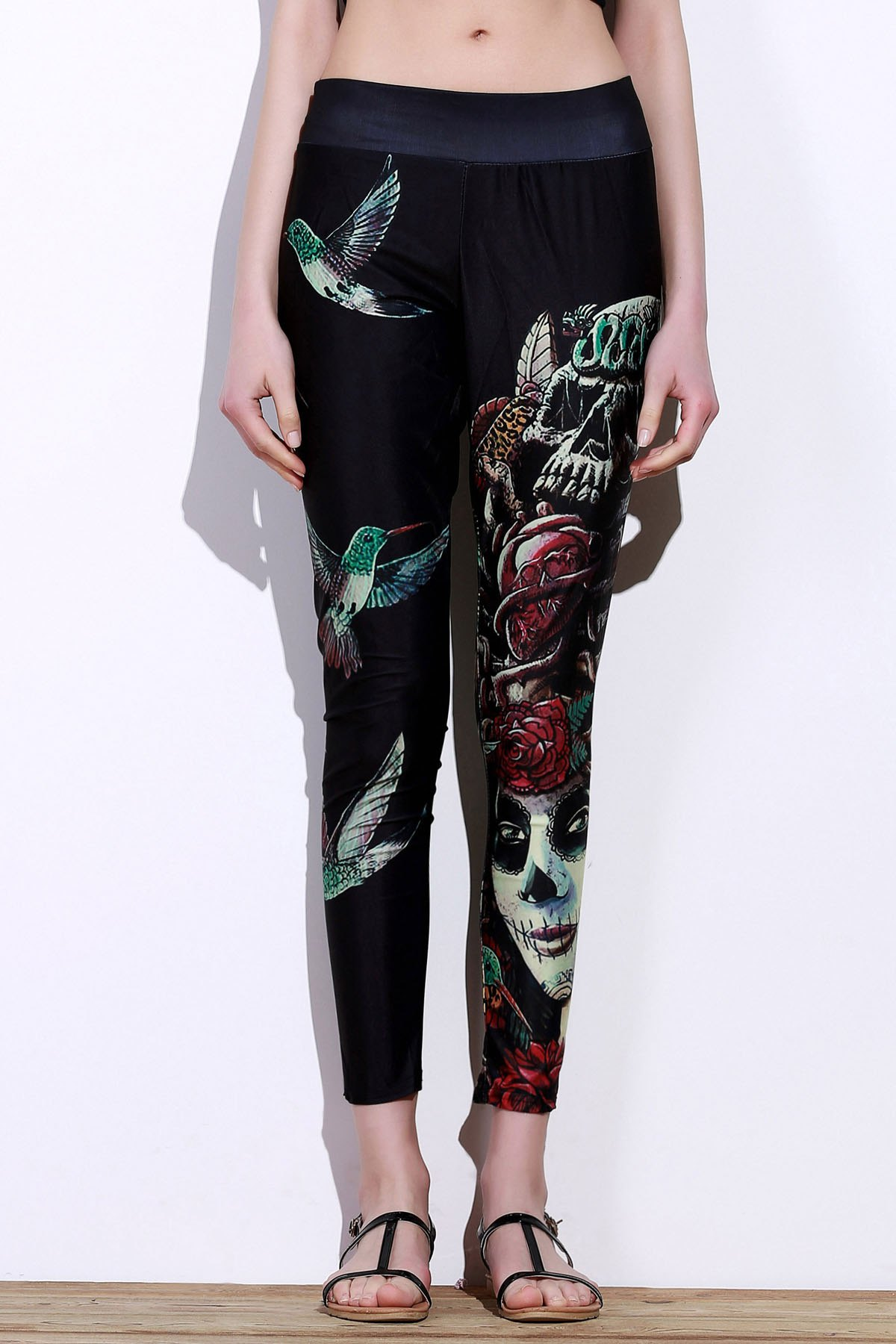 Exclusively Ours - Womens Plus Size Solid Millennium Pants