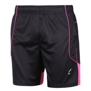 Men's Sports Style Printing Quick Dry Gym Shorts