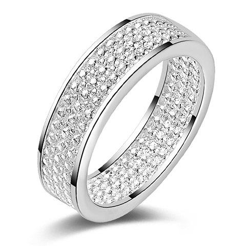Chic Alloy Circle Ring For Women