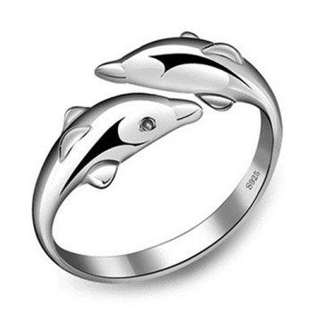 Dolphin Opening Ring