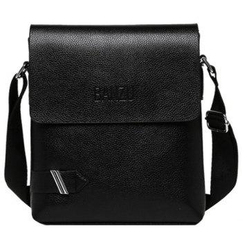 Dark Color Design Messenger Bag For Men