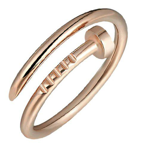 Alloy Steel Nail Opening Ring - GOLDEN