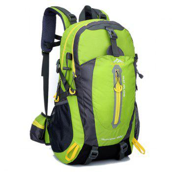 High Quality Multifunctional Travel Hiking Backpack Waterproof Outdoor Climbing Bag - CELADON CELADON