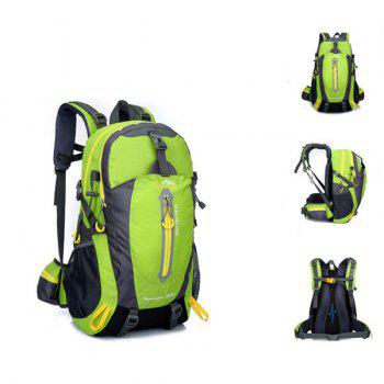 High Quality Multifunctional Travel Hiking Backpack Waterproof Outdoor Climbing Bag -  CELADON