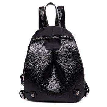 Fashion Nylon and Black Color Design Women's Satchel