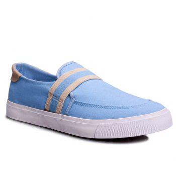 Slip On Design Canvas Shoes For Men