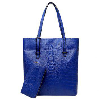 Embossing Design Shoulder Bag For Women