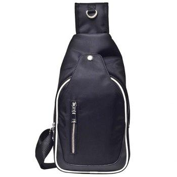 Nylon Design Messenger Bag For Men