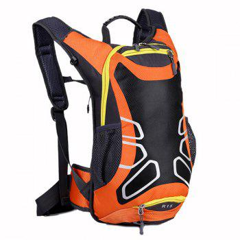 High Quality Waterproof Outdoor Travel Sport Basketball Backpack Fixed Gear Cycling Bag
