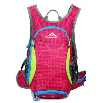 High Quality 12L Waterproof Outdoor Travel Sport Climbing Backpack Fixed Gear Cycling Bag