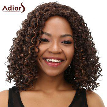Curly Long Women's Heat Resistant Synthetic Wig