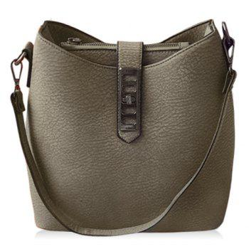 PU Leather Design Shoulder Bag For Women