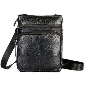 Zip Design Messenger Bags For Men