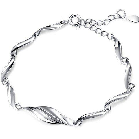 Chic Alloy Chain Bracelet For Women