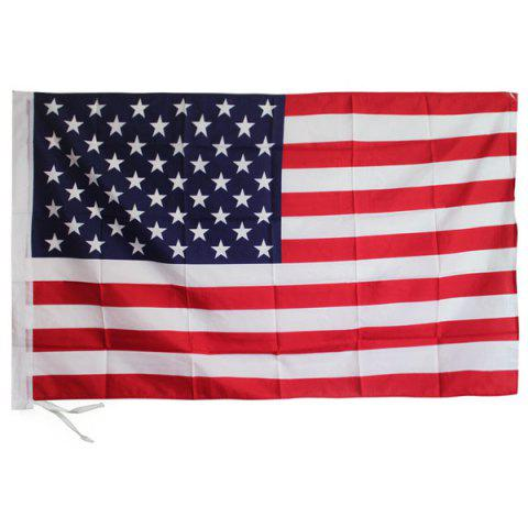 Hot Sale Waterproof Olympic Games Fans The Stars and The Stripes American Flag - RED/WHITE/BLUE