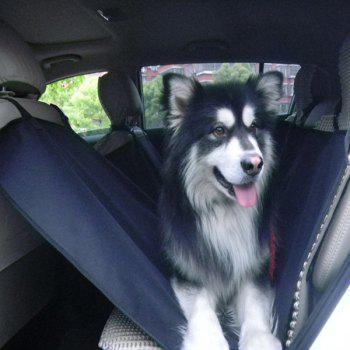 Fashion Anti-Pollution and Waterproof Oxford Cloth Pet Car Mat