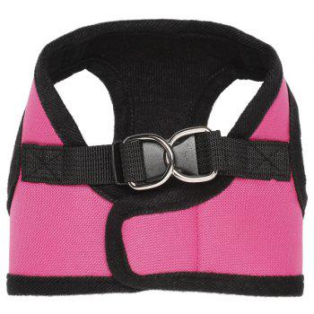 Hot Sale Breathable Vest Style Pet Dog Chest Straps