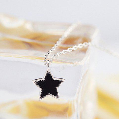 Chic Pentagram Necklace For Women