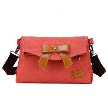 Bowknot Design Shoulder Bag For Women
