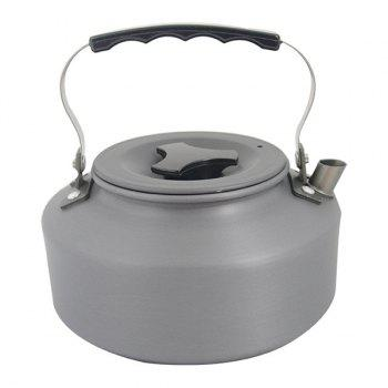 High Quality 1.1L Portable Outdoor Camping Picnic Cookware Coffee Tea Kettle