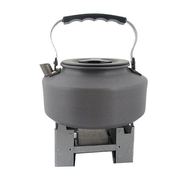 High Quality Portable Outdoor Camping Picnic Paraffin Block Stove Folding Alcohol Stove high quality shakeproof outdoor camping picnic supplies folding egg storage box for 4 eggs