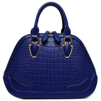 Embossing Design Tote Bag For Women