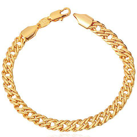 Chic Hollow Out Link Bracelet For Women