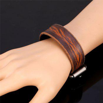Pin Buckle Adjustable Bracelet