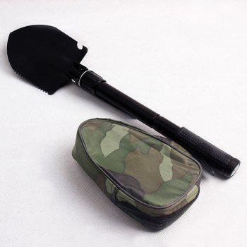 High Quality Mini Multi-Function Folding Sapper Shovels For Outdoor Camping Travel Kits