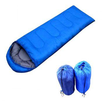 Chic Quality Comfortable Cotton Camping Hooded Sleeping Bag