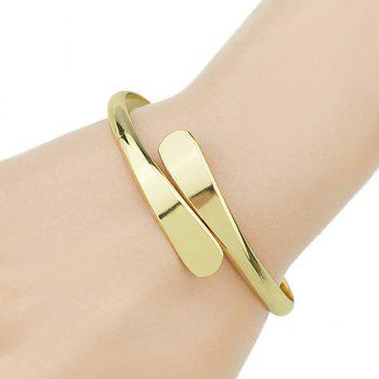 Plated Alloy Bracelet
