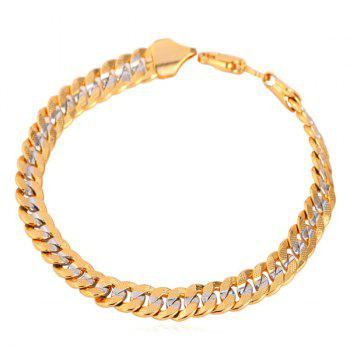 Multilayered Chain Bracelet