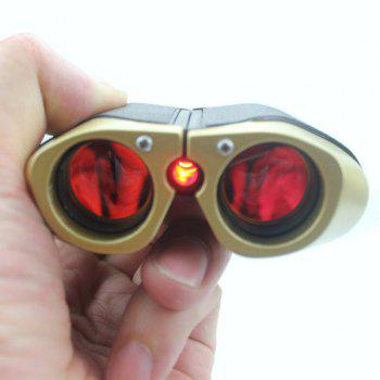 High Quality 6x18 Portable Outdoor Survival Camping Hiking Night Vision Binoculars