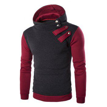 Hooded Long Sleeves Hoodie