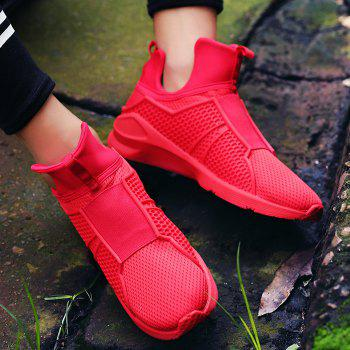 Slip On Mesh Sneakers - 44 44