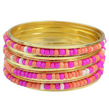 Multilayer Bead Bracelet