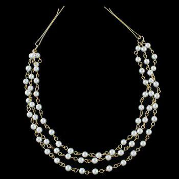 Sweet Faux Pearl Hairpin For Women