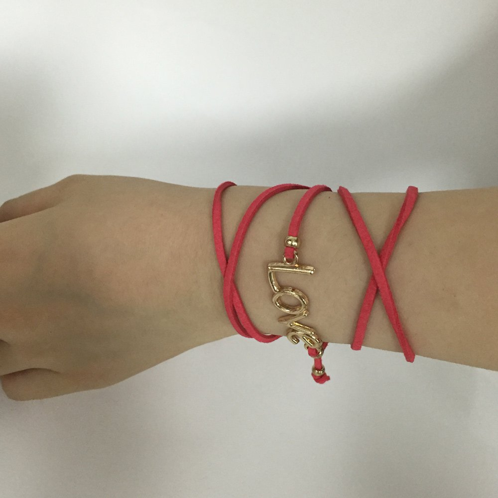Chic Stylish Layered Love Bracelet For Women