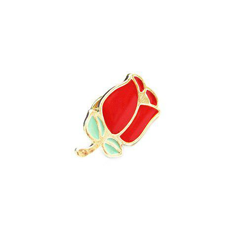 Chic Rose Brooch For Women