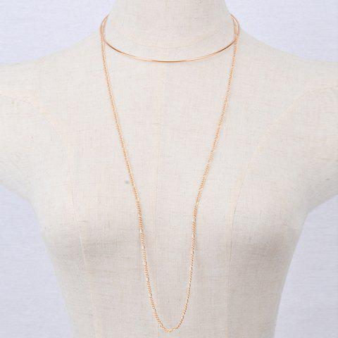 Multilayer Alloy Chain Torques - GOLDEN