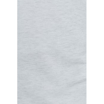 Mini Robe T-shirt Moulante à Manches 3/4 - gris L