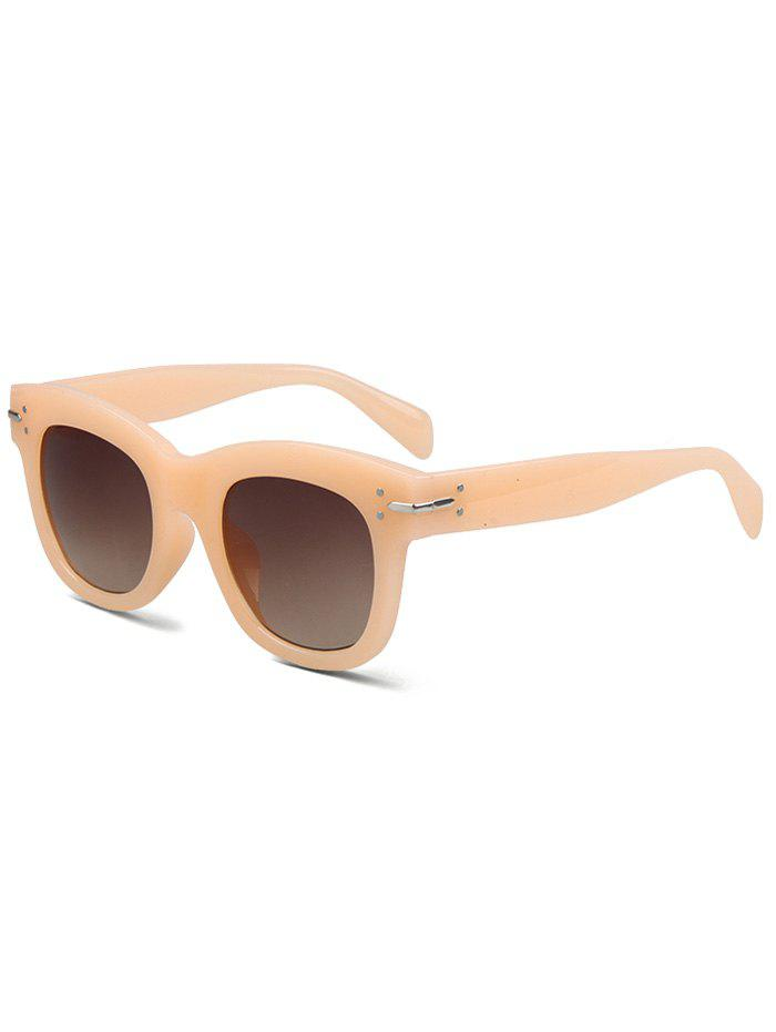 Chic Frosted Orange Sunglasses For Women от Dresslily.com INT
