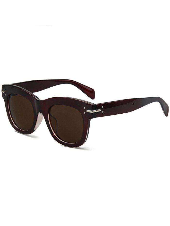 Chic Retro Rewind Wayfarer Sunglasses For Women