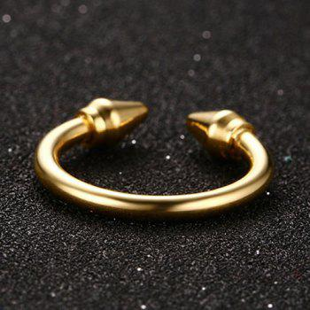 Arrows Cuff Ring - GOLDEN