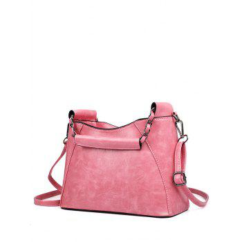 Concise Chains and Solid Color Design Tote Bag For Women